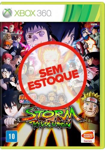 Naruto Shippuden: Ultimate Ninja Storm Revolution - Xbox 360