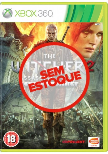 The Witcher 2: Assassins of King (Enhanced Edition) - Xbox 360