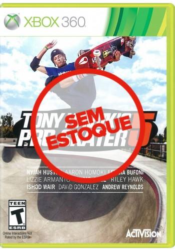 Tony Hawk's Pro Skater 5 - Xbox 360