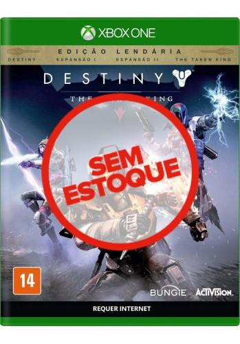 Destiny: The Taken King (Edição Lendária) - Xbox One