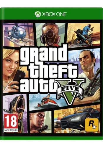 GTA V (Grand Theft Auto) - Xbox One