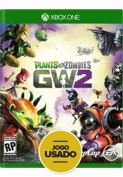 Plants vs Zombies Garden Warfare 2 - Xbox One (Usado)