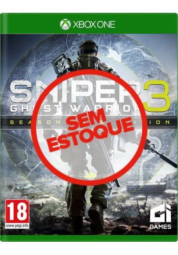 Sniper: Ghost Warrior 3 - Xbox One