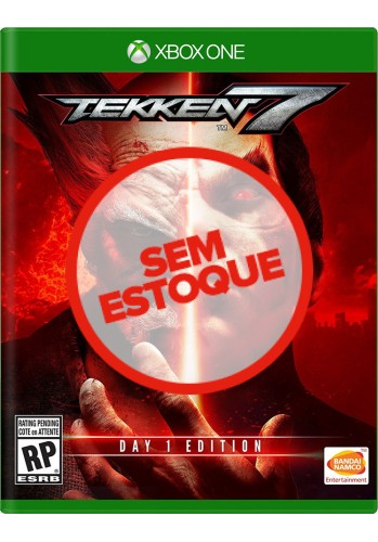 Tekken 7 - Xbox One (Usado)