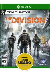 Tom Clancy's: The Division - Xbox One ( Usado )