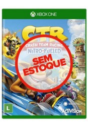 Crash Team Racing Nitro-Fueled - Xbox One (Usado)