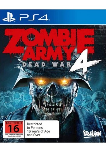 Zombie Army: Dead War 4  - PS4