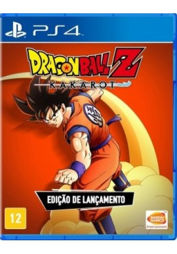 Dragon Ball Kakarot Z - PS4 (Usado)