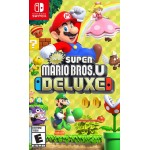 New Super Mario Bros U Deluxe - Switch