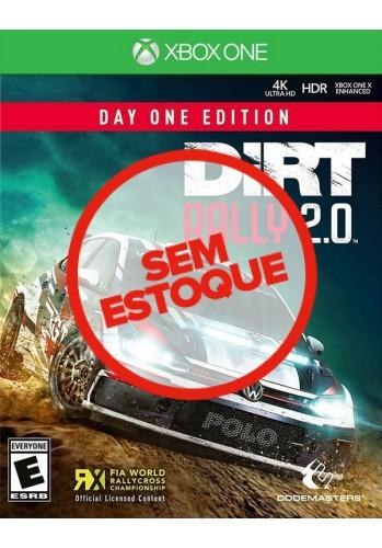 Dirt Rally 2.0 - Xbox One (Usado)