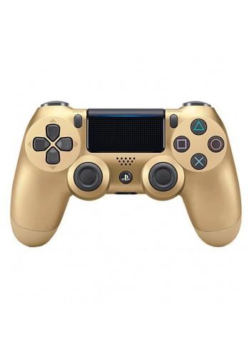 Controle Dualshock 4 - PS4  | Dourado