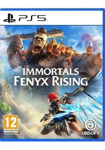 Immortals fenix rising - PS5