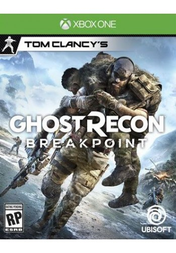 Ghost Recon BreakPoint - Xbox One (Usado)