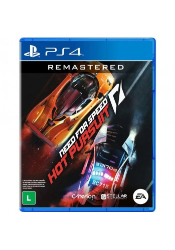 Need for Speed Hot Pursuit - PS4