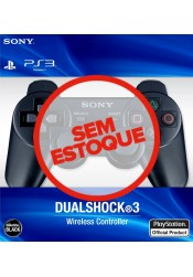 Controle Dual Shock 3 Sony - PS3