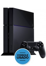 Playstation 4 500GB ( Usado  )