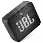Caixa de Som Bluetooth preta - JBL GO2