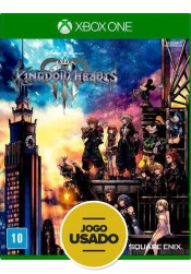Kingdom Hearts 3 - XBOX ONE (Usado)