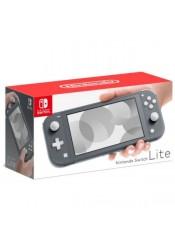 Nintendo Switch Lite 32GB Cinza + 2 Jogos*