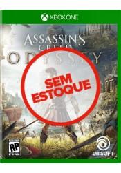 Assassins Creed Odyssey  - XBOX ONE (Usado)