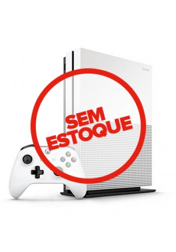 Xbox One S 500GB Usado
