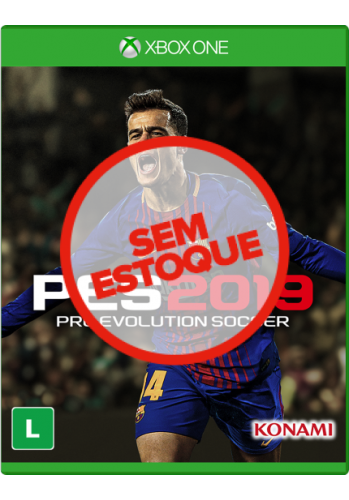 PES 2019: Pro Evolution Soccer - Xbox One