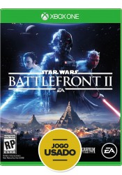 Star Wars - Battlefront II - XBOX ONE (Usado)
