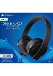 Headset Serie Ouro 7.1 Wireless - Sony - PS4