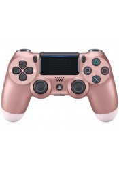 Controle Dualshock 4 - PS4  | Ouro Rosa