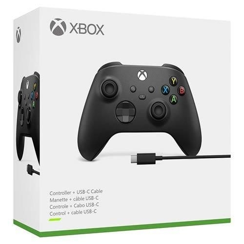 Controle sem fio - Xbox Series - Preto