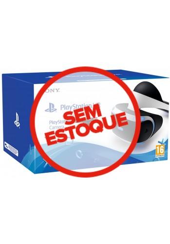 Playstation VR + Camera - PS4
