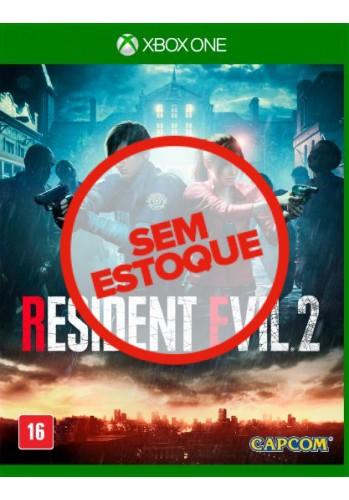 Resident Evil 2 - Xbox One (Usado)