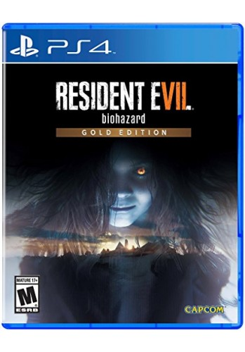 Resident Evil 7 - Biohazard: Gold Edition - PS4