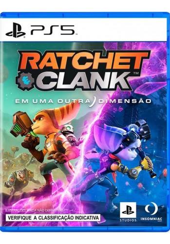 Ratchet & clanck: Em uma outra dimensão - PS5