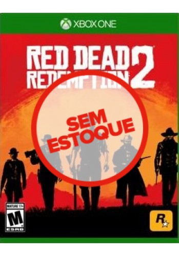 Red Dead Redemption 2 - XBOX ONE (Usado)