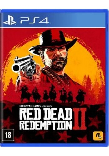 Red Dead Redemption 2 - PS4 (Usado)