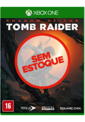 Shadow of the Tomb Raider - Xbox One (Usado)