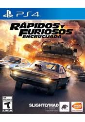 Velosos e furiosos Encruzinhada - PS4