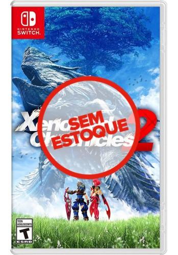 Xenoblade Chronicles 2 - Switch (Usado)