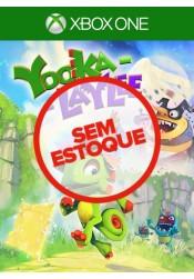 Yooka-Laylee - Xbox One (Usado)