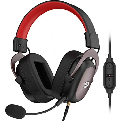 Headset Redragon Zeus 2 - (PS4, XBOX ONE, NINTENDO SWITCH e PC)
